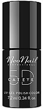 Düfte, Parfümerie und Kosmetik Gel-Nagellack 5D Katzenauge 7,2 ml - NeoNail Professional Cat Eye 5D Uv Gel Polish