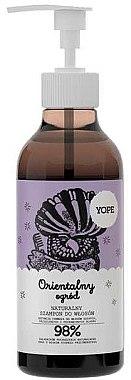 Natürliches Shampoo für trockenes und strapaziertes Haar - Yope — Bild N1