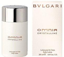 Bvlgari Omnia Crystalline - Körperlotion — Bild N1
