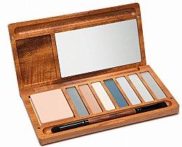 Düfte, Parfümerie und Kosmetik Lidschattenpalette - Alilla Cosmetics Universe Palette