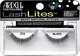 Düfte, Parfümerie und Kosmetik Künstliche Wimpern - Ardell Glamour Eyelashes Black 335