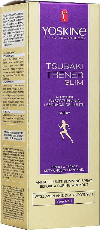 Anti-Cellulite Körperspray-Aktivator zum Abnehmen - Yoskine Tsubaki Trener Slim Aktywator Step — Bild N1