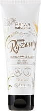 Düfte, Parfümerie und Kosmetik Feuchtigkeitsspendende Reiscreme für Hände und Nägel - Barwa Natural Rice Hand Cream