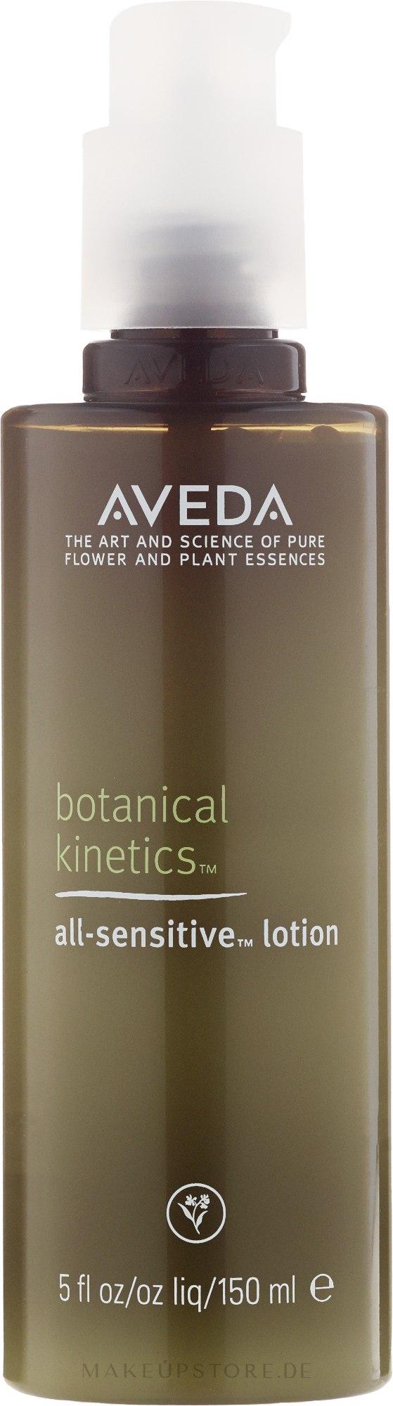 Feuchtigkeitsspendende Gesichtslotion für empfindliche Haut - Aveda Botanical Kinetics All Sensitive Moisturizer — Bild 150 ml