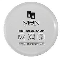 Düfte, Parfümerie und Kosmetik Feuchtigkeitsspendende Universalcreme - AA Men Universal Cream