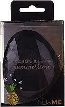 Düfte, Parfümerie und Kosmetik Entwirrbürste schwarz - Beauty Look Tangle Definer Brush & Go