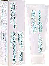 Düfte, Parfümerie und Kosmetik Fluoridfreie Zahnpasta mit natürlichem Salbeiextrakt - Ziaja Mintperfect