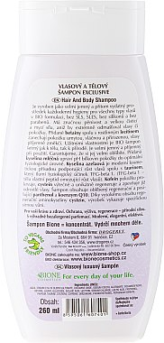 Shampoo - Bione Cosmetics Exclusive Luxury Hair Shampoo With Q10 — Bild N2