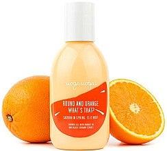 Düfte, Parfümerie und Kosmetik Duschgel mit Orangenöl und Johannisbeerextrakt - Uoga Uoga Shower Gel