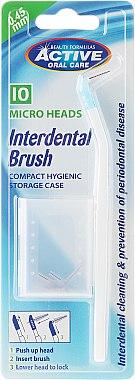 Interdentalzahnbürsten mit 10 Wechselköpfen - Beauty Formulas Interdent Brush with 10 Micro Heads — Bild N1