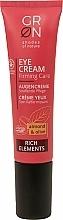 Düfte, Parfümerie und Kosmetik Straffende Augenkonturcreme mit Mandel- und Olivenöl - GRN Rich Elements Almond & Olive Eye Cream