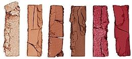 Make-up Set (Lidschattenpalette 2x7.8g) - Makeup Revolution Kitulec #BlendKitulca Shadow Palette — Bild N4