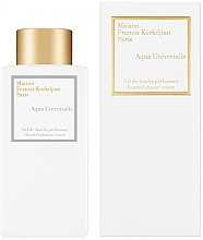 Düfte, Parfümerie und Kosmetik Maison Francis Kurkdjian Aqua Universalis - Parfümierte Duschcreme