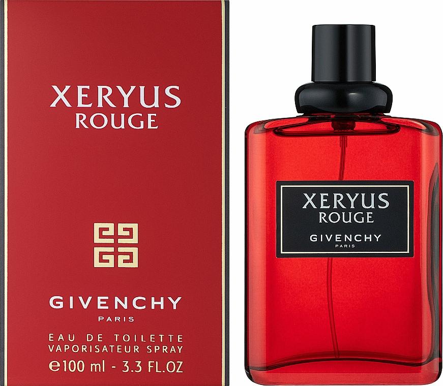 Givenchy Xeryus Rouge - Eau de Toilette  — Bild N2