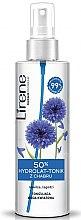 Düfte, Parfümerie und Kosmetik 50% Blütenwasser-Toner Kornblume - Lirene Cornflower Hydrolate