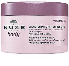 Düfte, Parfümerie und Kosmetik Straffende Anti-Aging Körpercreme mit Mandel- und Orangenblüten - Nuxe Body Fondant Firming Cream