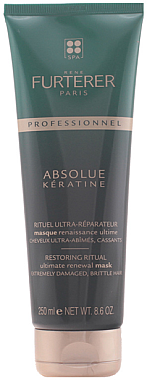 Haarmaske - Rene Furterer Absolue Keratine Ultimate Renewal Mask — Bild N1