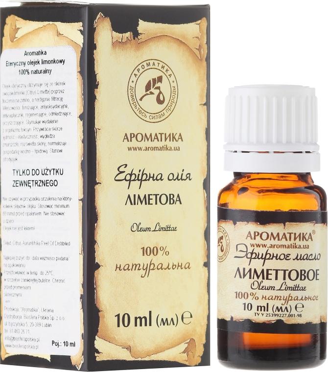 Ätherisches Öl Limette - Aromatika — Bild N1