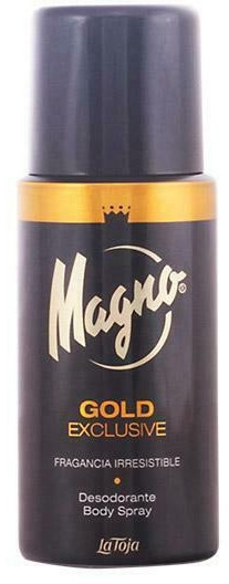 Deospray - La Toja Magno Gold Exclusive Body Spray — Bild N1