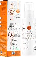 Düfte, Parfümerie und Kosmetik Wasserfeste Sonnenschutzcreme für den Körper SPF 30 - Anthyllis Sunscreen Creama Solar Water Resistant