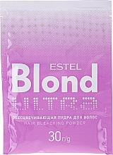 Düfte, Parfümerie und Kosmetik Aufhellendes Haarpulver - Estel Only Ultra Blond