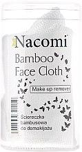 Düfte, Parfümerie und Kosmetik Bambustuch zum Gesicht- und Augen-Make-up-Entfernen mit OCM-Methode (Oil Cleansing Method) für alle Hauttypen - Nacomi Bamboo Face Cloth