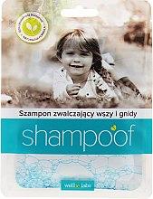 Düfte, Parfümerie und Kosmetik Shampoo gegen Läuse und Nissen - Well Be Labs Shampoof