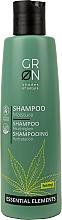 Düfte, Parfümerie und Kosmetik Feuchtigkeitsspendendes Shampoo mit Hanf - GRN Essential Elements Moisture Hemp Shampoo
