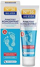 Düfte, Parfümerie und Kosmetik Fußkonzentrat für Hornhaut - Pharma CF No.36 Callus Spot Remover Skin Softner