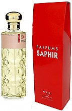 Düfte, Parfümerie und Kosmetik Saphir Parfums Nuovo - Eau de Parfum