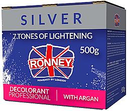 Düfte, Parfümerie und Kosmetik Aufhellender Haarpuder mit Argan - Ronney Dust Free Bleaching Powder With Argan