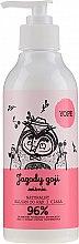 Düfte, Parfümerie und Kosmetik Hand- und Körperbalsam mit Goji-Beeren und Kirschen - Yope