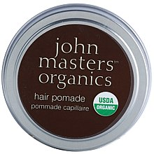 Haarwachs mit Anti-Frizz- und Glanz-Effekt - John Masters Organics Hair Pomade — Bild N2