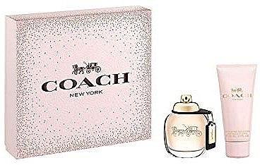 Coach New York Eau De Parfum - Duftset (Eau de Parfum 50ml + Körperlotion 100ml) — Bild N1