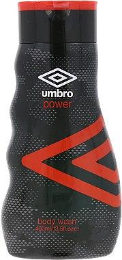 Duschgel - Umbro Power Body Wash — Bild N1
