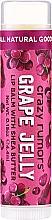 Düfte, Parfümerie und Kosmetik Lippenbalsam Grape Jelly - Crazy Rumors Grape Jelly Lip Balm
