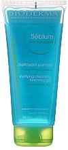 Düfte, Parfümerie und Kosmetik Schäumendes Gesichtsreinigungsgel (tube) - Bioderma Sebium Foaming Gel