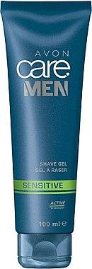 Rasiergel für empfindliche Haut - Avon Care Men Sensitive Shave Gel — Bild N1