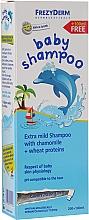Düfte, Parfümerie und Kosmetik Extra mildes Baby-Shampoo mit Kamille und Weizenproteinen - Frezyderm Baby Shampoo