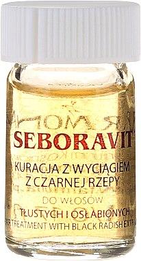 Kopfhaut Komplex mit Extrakten aus schwarzem Rettich - Farmona Seboravit  — Bild N2