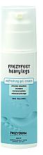 Düfte, Parfümerie und Kosmetik Erfrischendes Gel-Creme für müde Beine - Frezyderm Frezyfeet Heavy Legs Refreshing gel-cream