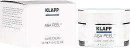 Düfte, Parfümerie und Kosmetik Creme-Peeling für das Gesicht mit Fruchtsäure - Klapp ASA Peel Cream ACA