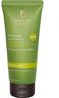 Duschgel - Primavera Ginger Lime Energizing Body Wash — Bild N1