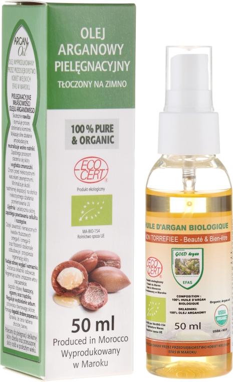 Arganöl-Spray für Gesicht, Körper, Haar und Nägel - Efas Argan Oil