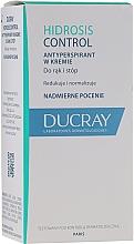 Düfte, Parfümerie und Kosmetik Deo-Creme Antitranspirant für Füße und Hände - Ducray Hidrosis Control Antiperspirant Cream