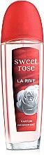 La Rive Sweet Rose - Parfümiertes Körperspray — Bild N1