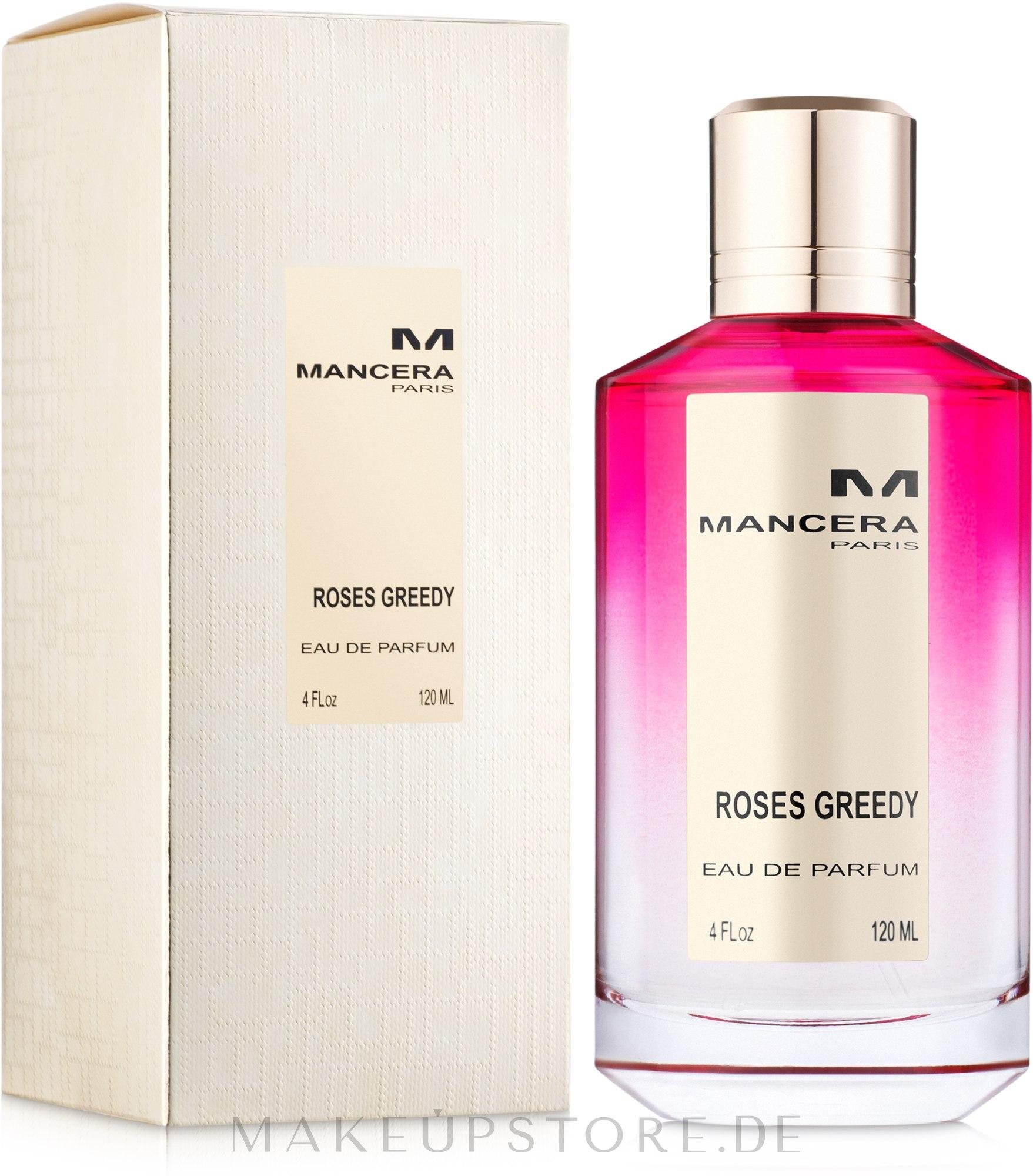 Mancera Roses Greedy - Eau de Parfum — Bild 120 ml