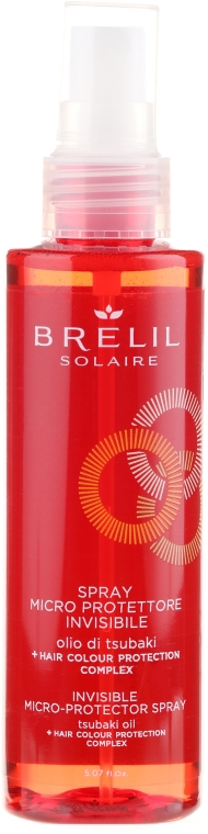 Schützendes Haarspray - Brelil Solaire Micro Protector Invisibile Spray — Bild N1