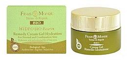 Düfte, Parfümerie und Kosmetik Gesichtscreme-Gel - Frais Monde Hydro Bio-Reserve Remedy Cream Gel Hydration