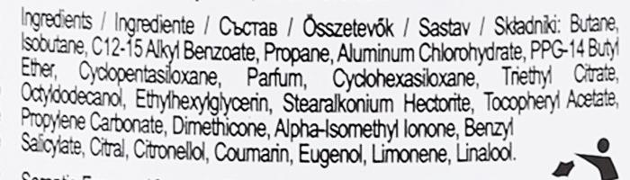 Deospray Antitranspirant - STR8 Invisible Force Antiperspirant Deodorant Spray — Bild N3